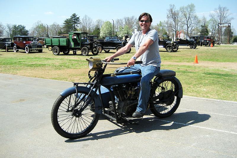 Leathernecks Bike